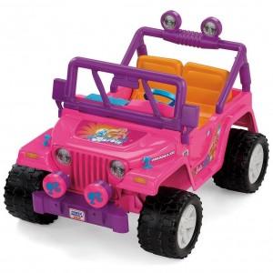 Pink Barbie Power Wheels