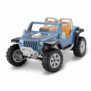 Fisher Price Power Wheels Jeep Hurricane