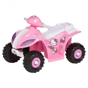 Hello Kitty Electric Quad