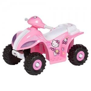 Hello Kitty Electric Quad
