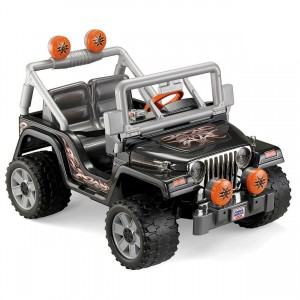 Jeep Power Wheels