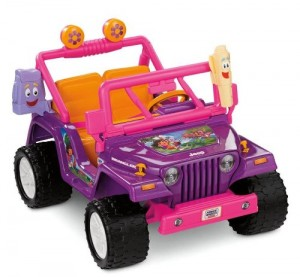 Power Wheels Dora the Explorer