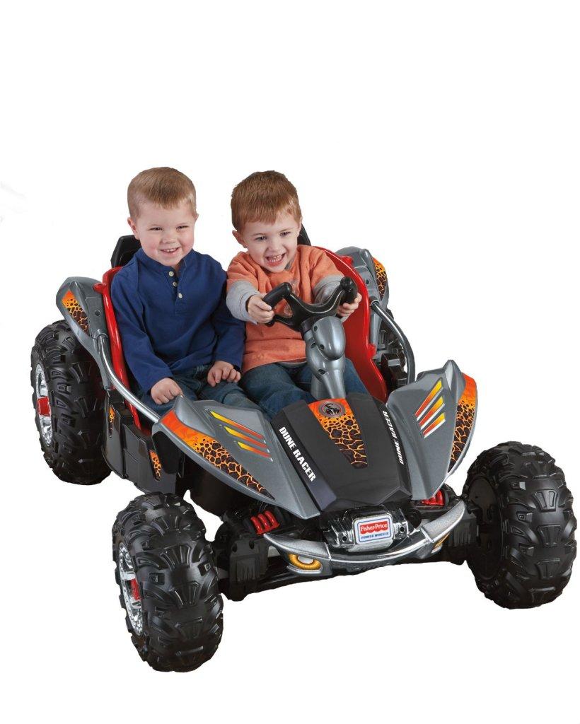 Fisher-Price Power Wheels Boys Dune Racer Ride On