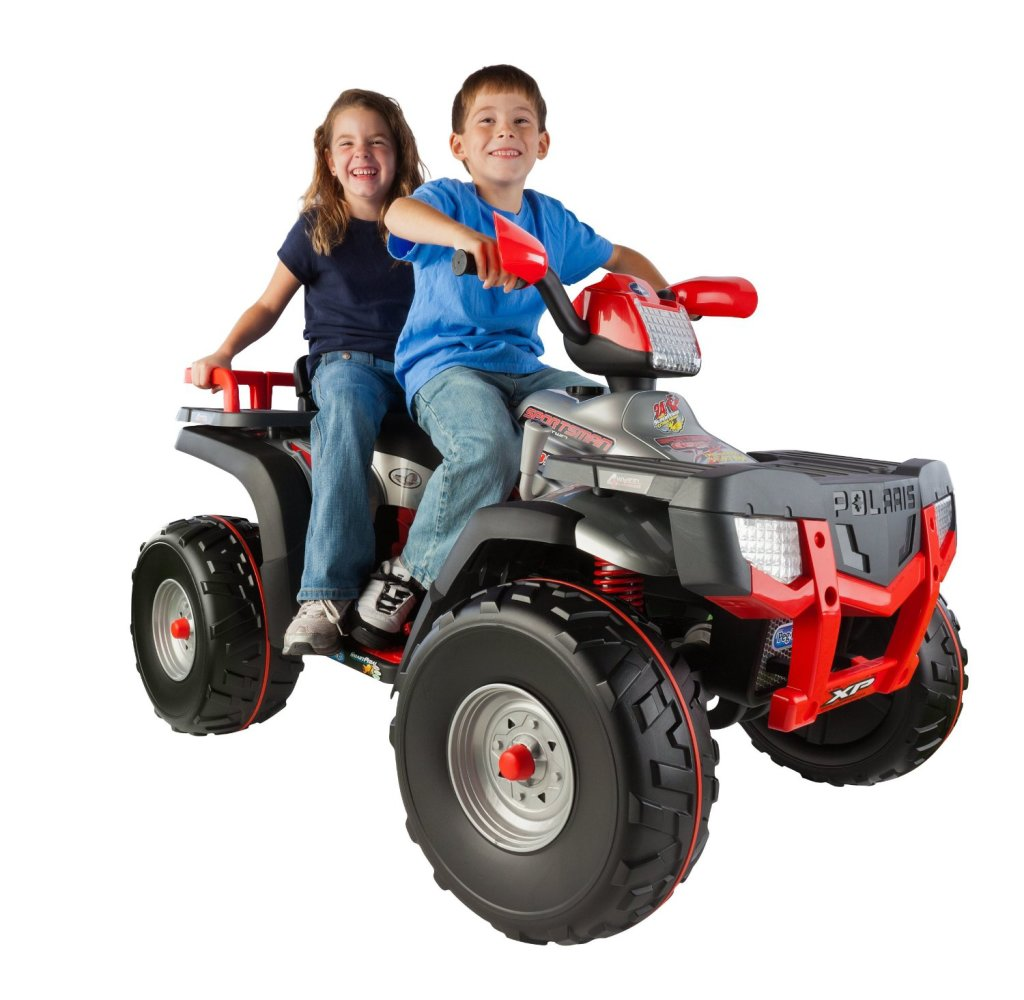 13 amazing electric quads for kids for Motorized atv for toddlers