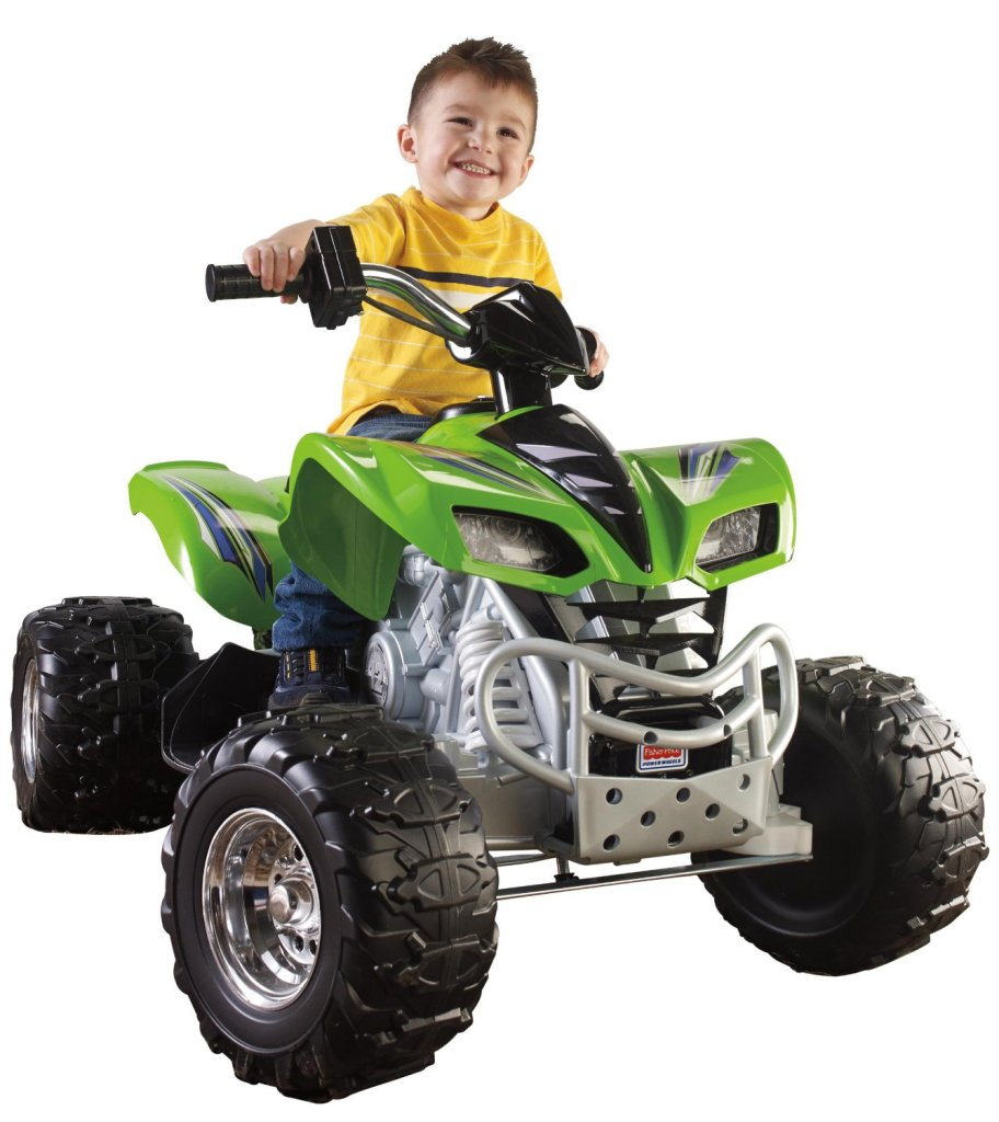 13 amazing electric quads for kids