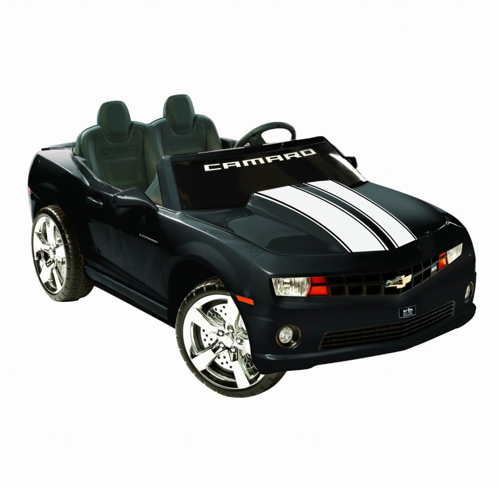 black camaro for kids