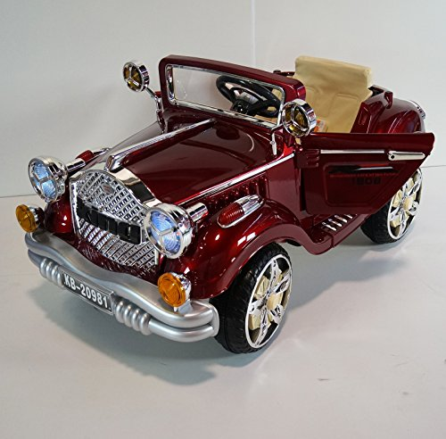 latest electric powered kids cars that look like real cars. Black Bedroom Furniture Sets. Home Design Ideas