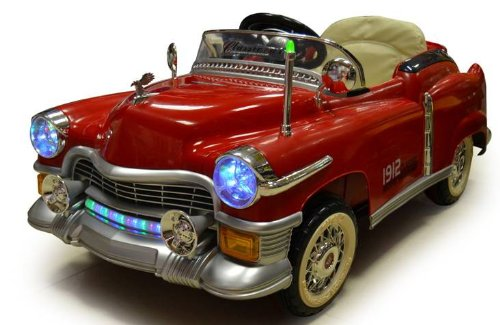 High End Classic Cadillac Style Battery Powered Classic Car for Kids