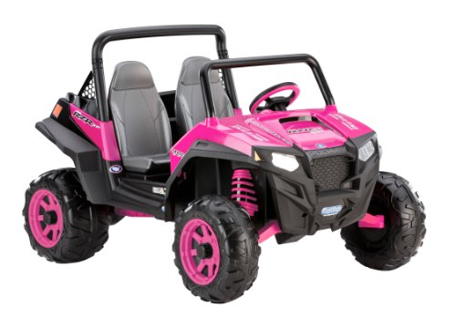 14 Cute Electric Pink Cars For Girls For Ride