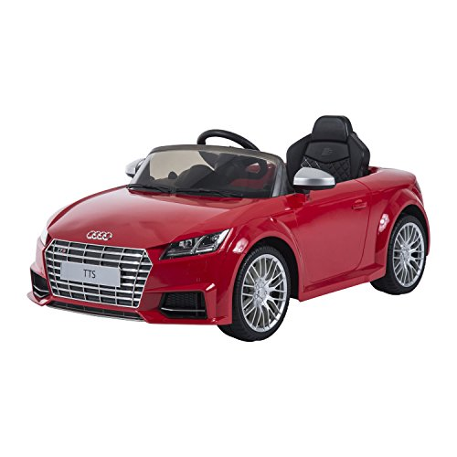 RED Audi Style Ride on Car for Kids