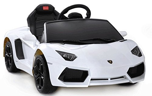Lamborghini Aventador 6V Ride On for Kids