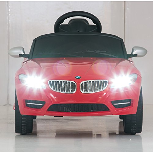 Red BMW Z4 Car for Toddlers