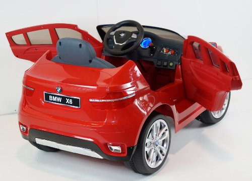 Bmw Kids Electric Car