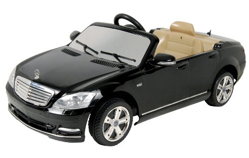Child Mercedes Ride-on Car