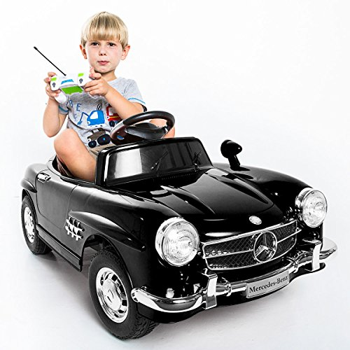 ride on mercedes