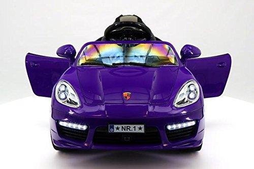 Porsche Style Kids Car