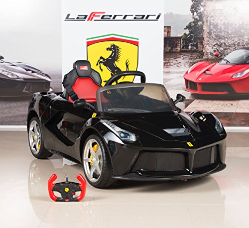 12V Ferrari Battery Operated Kids Ride On Car with MP3 and Remote Control