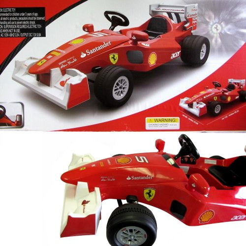Ferrari F1 6V Electric Ride on Car