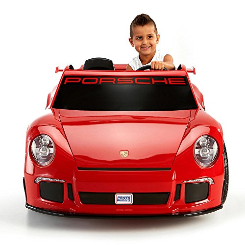 Power Wheels Porsche for Kids